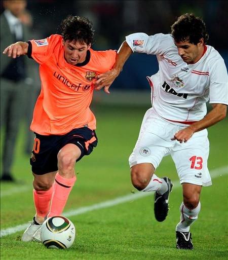 Juan Manuel Díaz, River, Messi, Estudiantes